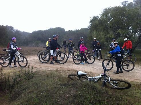 Day Camp Mountain Biking For Beginners